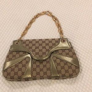 Tom Ford jeweled dragon shoulder bag